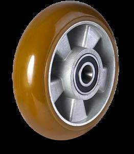 ergonomsko oblikovano poliuretansko kolo